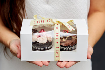 Valentine's Cupcakes for Two
