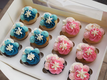 Blue and Pink Assortment
