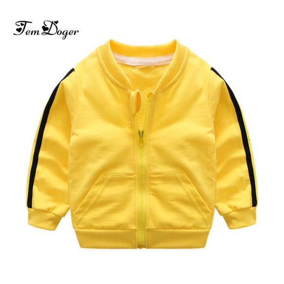 2019 Baby Tracksuit - Yellow