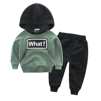 Toddler Expression Hoodie - Green