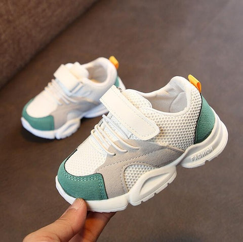 Baby Sneakers - White