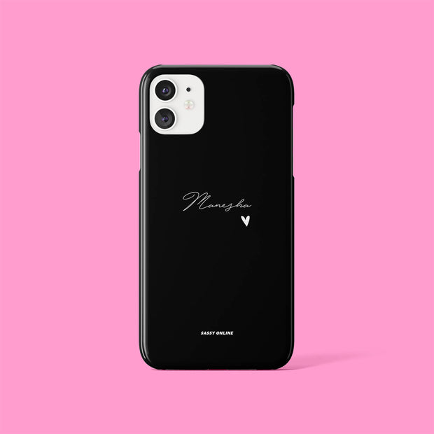 Black Love Case