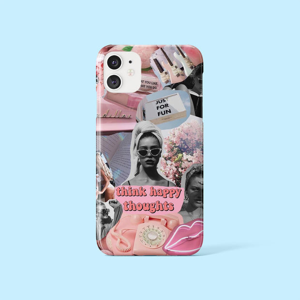 Happy Thoughts Case
