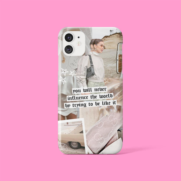 Influence Quote Case