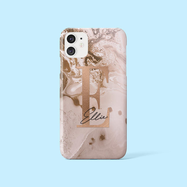 Rose Copper Signature Case