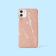 Rose Gold Effect Case