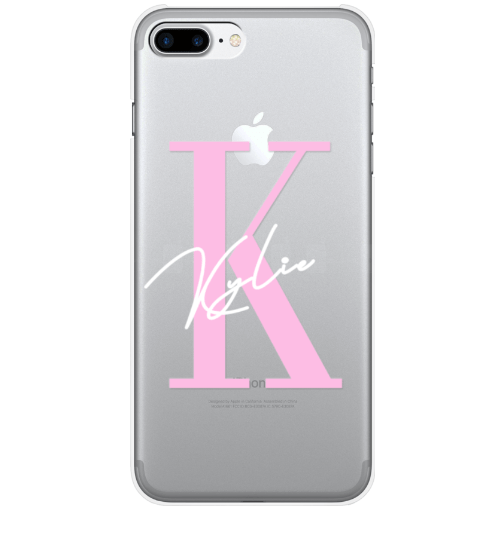 Clear Signature Case