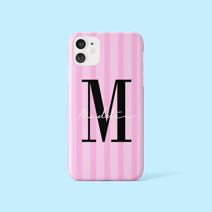 Candy Stripe Case