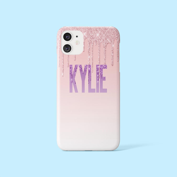 Kylie Purple and Pink Case