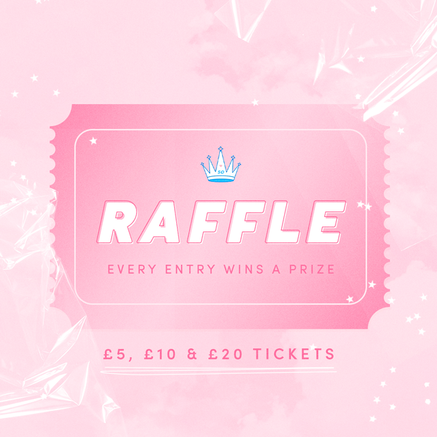 £10 Raffle Ticket