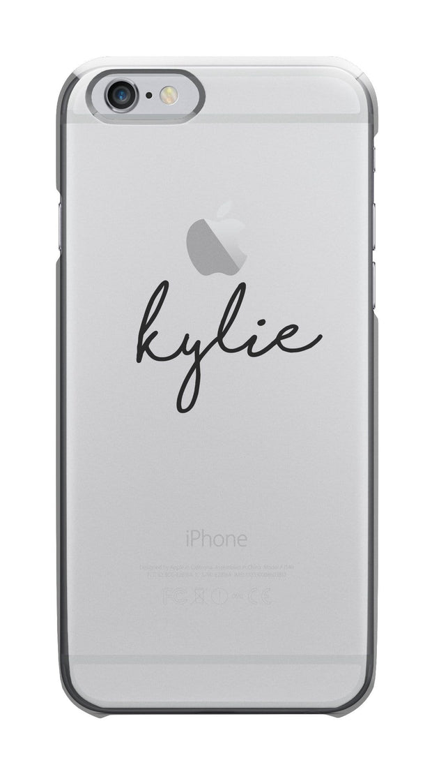 Kylie Clear Case
