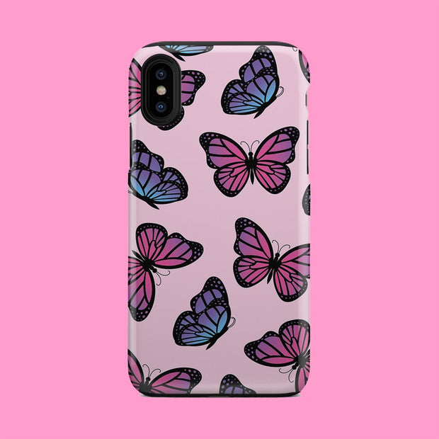 You give me Butterflies Case