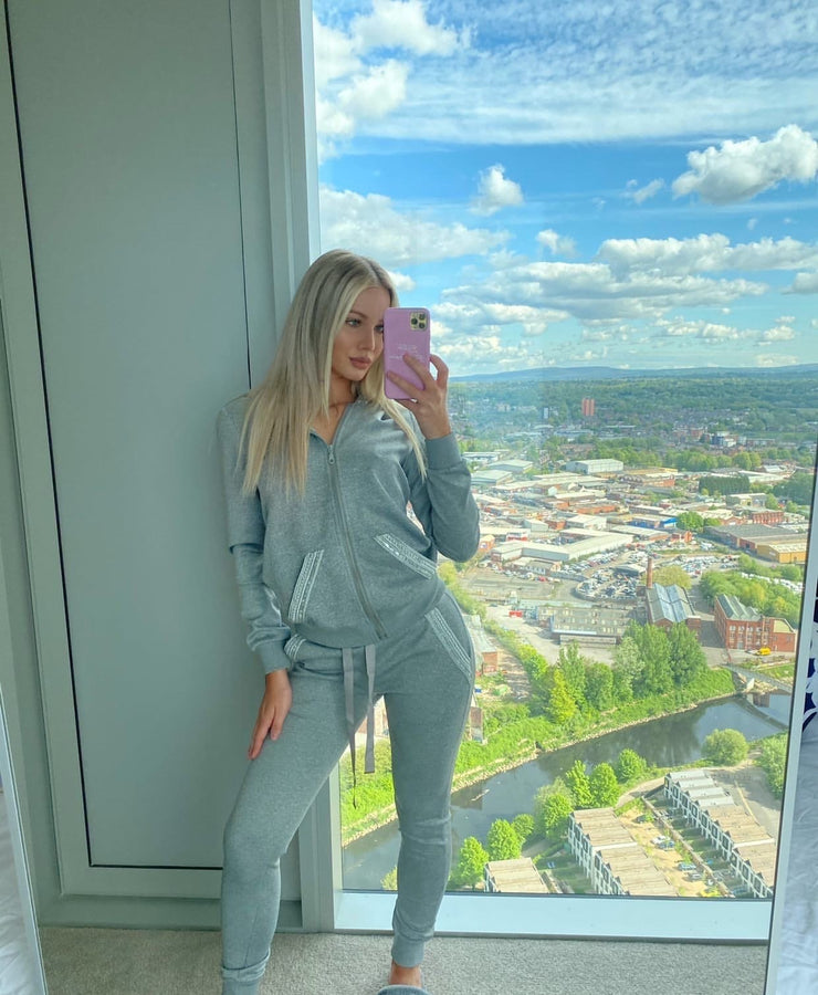 Grey Millie Tracksuit