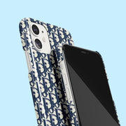 Copy of Luxe Print Case - Blue