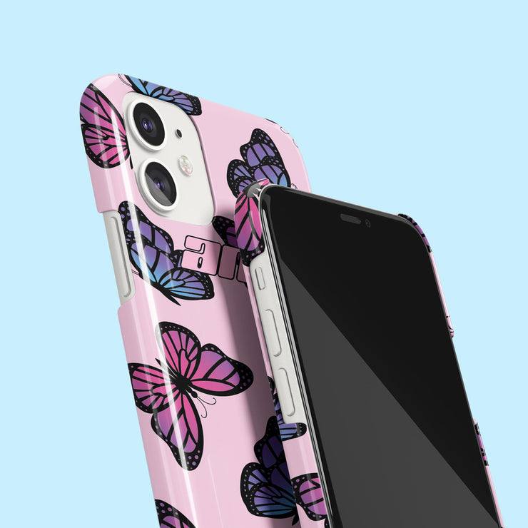 Personalised You give me Butterflies Case
