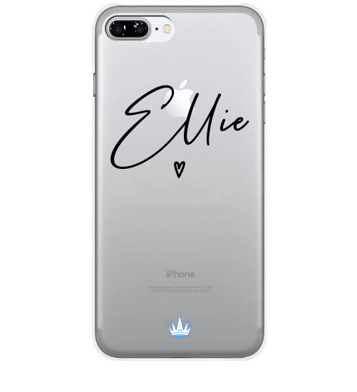 Ellie Love Clear Case