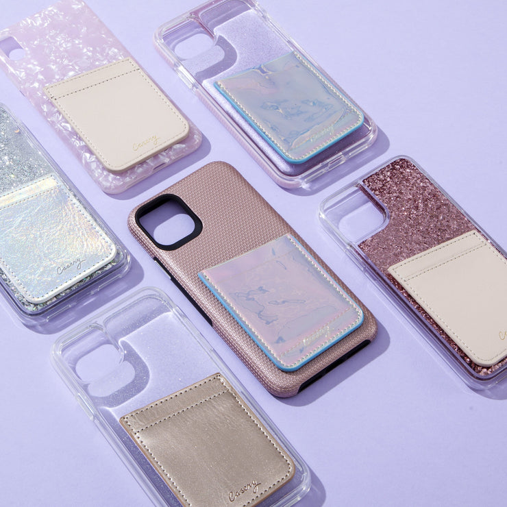 Casery Phone Pocket - Holographic