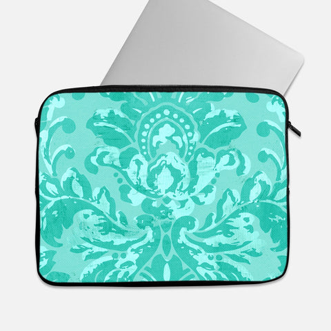 Turquoise Pattern Matching Set