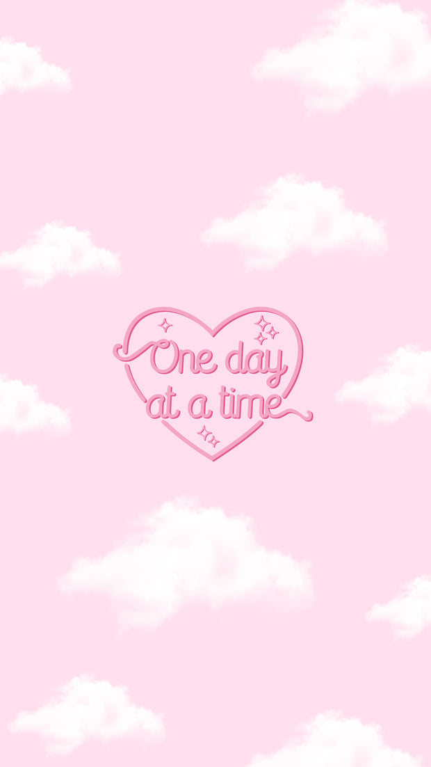 One Day at a Time Wallpaper