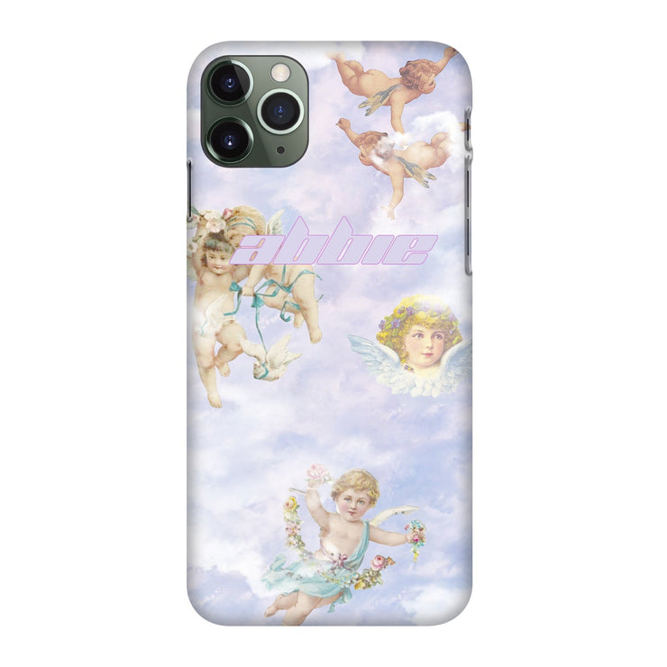 Blue Sky Cherub Case