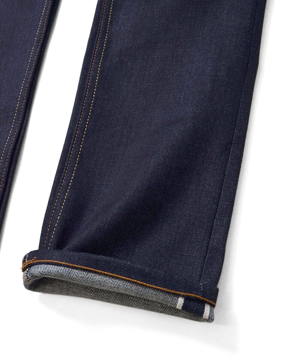 LFYT Lafayette 5 Pocket Slim Fit Selvage