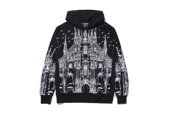 THE CATHEDRAL PULLOVER HOODIE