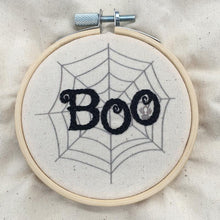 Load image into Gallery viewer, Cute Spooks: Iron-On Embroidery Transfer Patterns