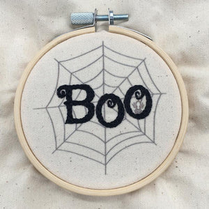 Cute Spooks: Iron-On Embroidery Transfer Patterns