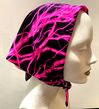 Load image into Gallery viewer, Electric Pink Bandana