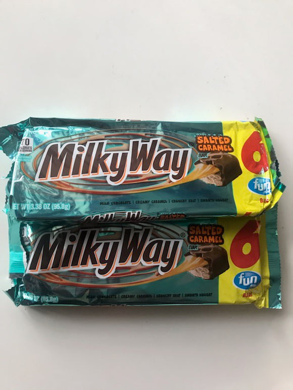 MilkyWay SALTED CARAMEL 3.38oz (95.8g)