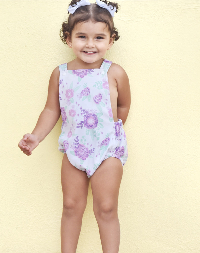 LILAC & LILLY ROMPER