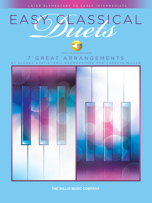 Easy Classical Duets - Later Elementary to Early Intermediate