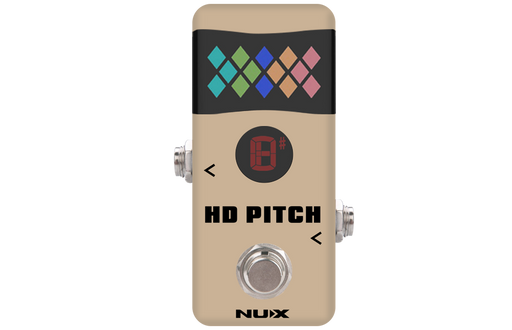 NUX HD Pitch Mini Pedal Tuner