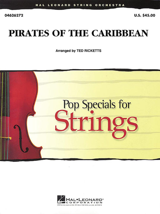 Pirates of the Caribbean - String Orchestra