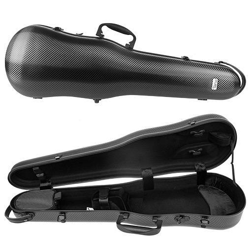 GEWA Pure Polycarbonate Shaped 1.8kg Violin Case