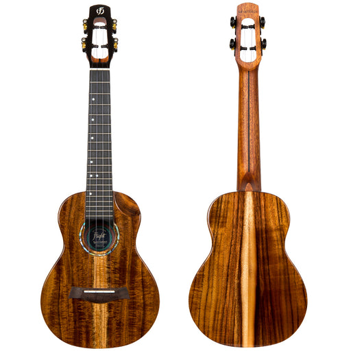 Flight Concert Ukulele Spirit Electric Pickup