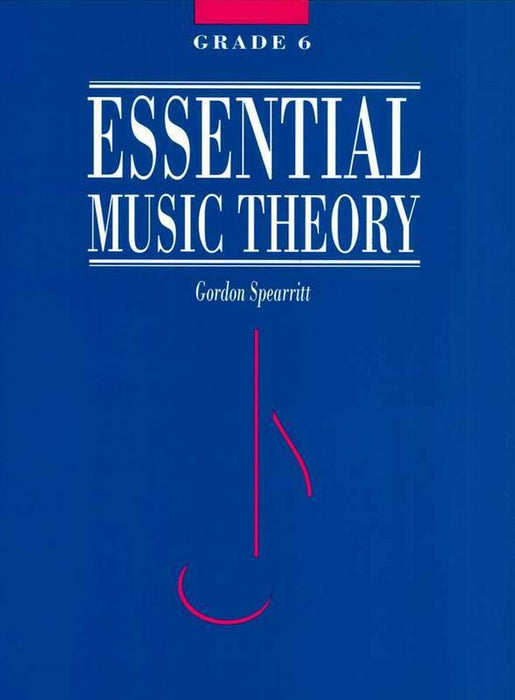 Essential Music Theory by Gordon Spearritt