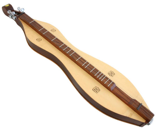 Mountain Dulcimer Hour Glass Shaped