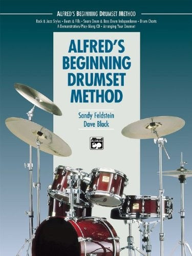 Alfred's Beginning Drumset Method by