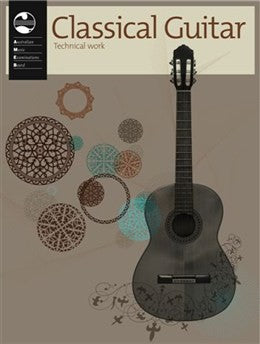 AMEB Classical Guitar Technical Work 2011 by