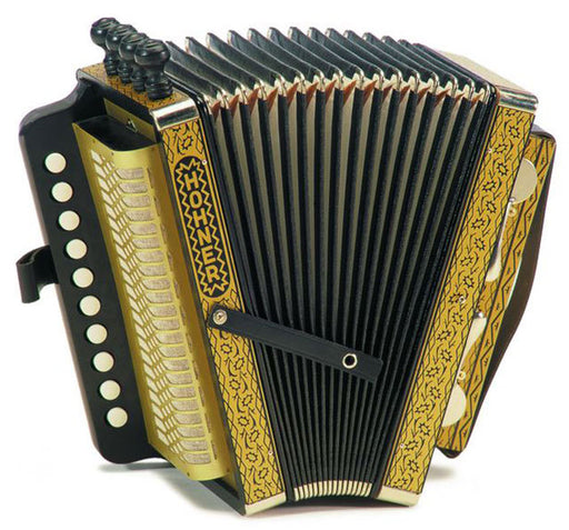 Hohner Vienna 114C Diatonic Accordion
