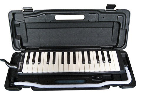 Hohner Melodica 32 Keys Black and White by