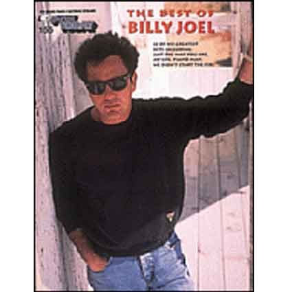 Ez Play Best of Billy Joel by Hal Leonard