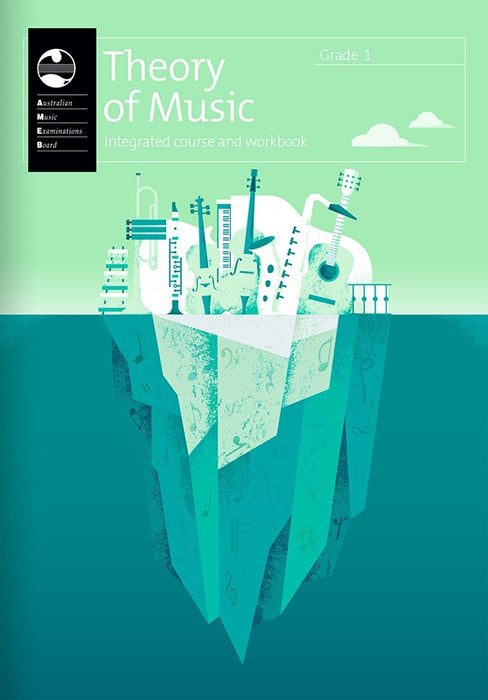 AMEB Theory of Music Graded Books