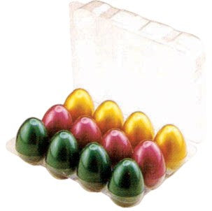Dozen Egg Shaped  Maracas by