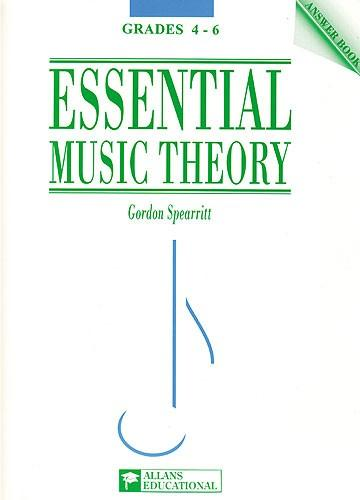 Essential Music Theory Answer Book Gordon Spearritt
