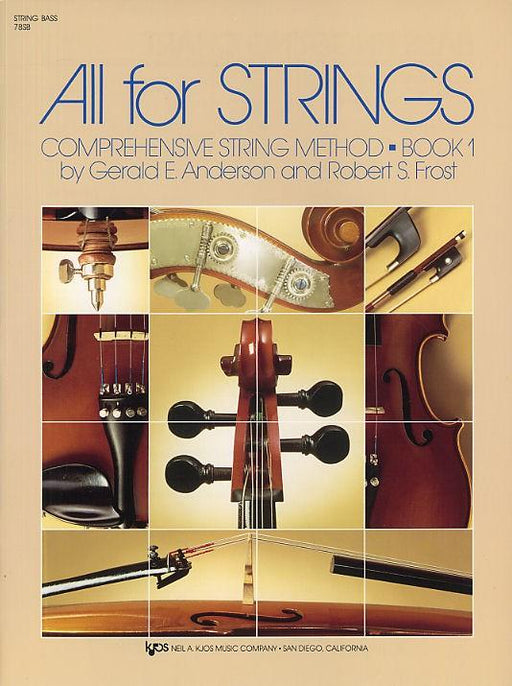 All for Strings Double Bass