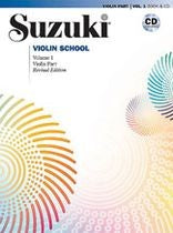 Suzuki Violin Book /CD 1