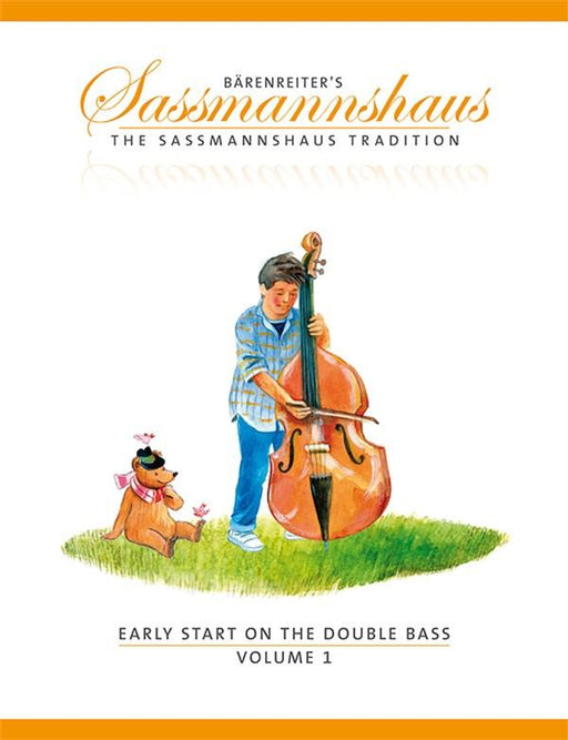 Sassmannshaus : Early Start on the Double Bass
