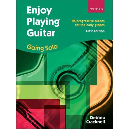 Enjoy Playing Guitar Going Solo